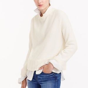J. Crew Collection Italian Cashmere Sweater